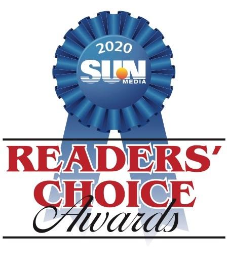 Sun Media Readers' Choice Awards Logo